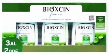 Bioxcin Bioxcin 3'Lü Paket Femina Şampuan 300 Ml Renksiz